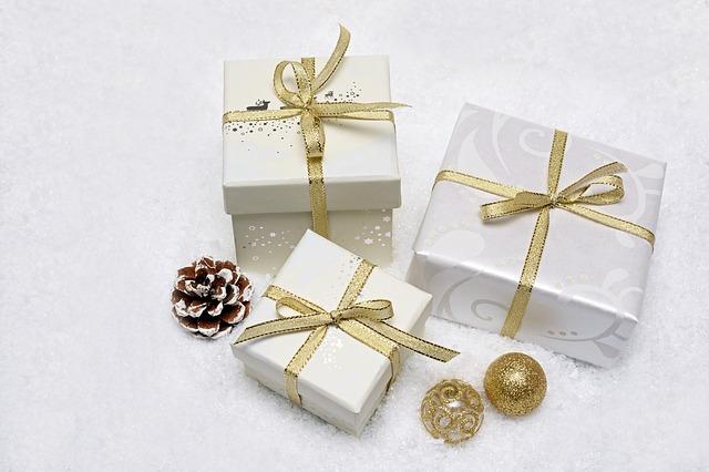 tři dárky