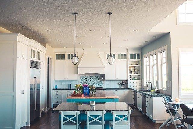 vybavení kuchyně, nábytek