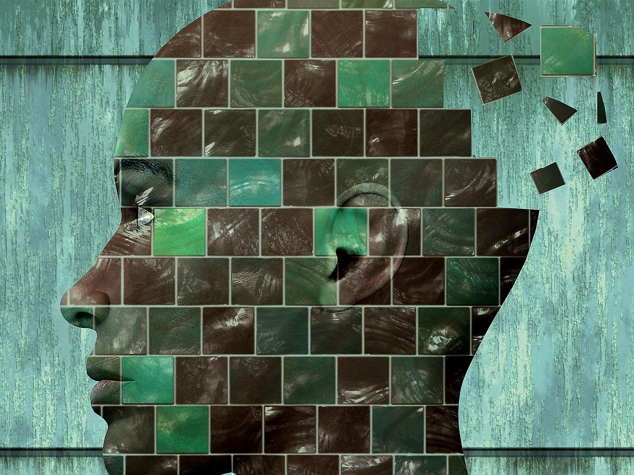 psychologie a hlava